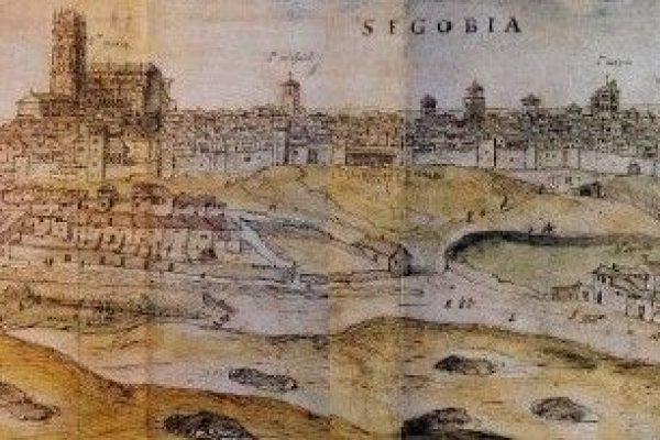 Las ciudades medievales_Cartel
